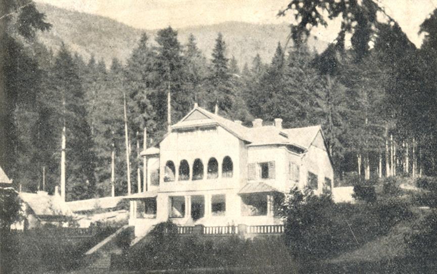 Aronson Villa